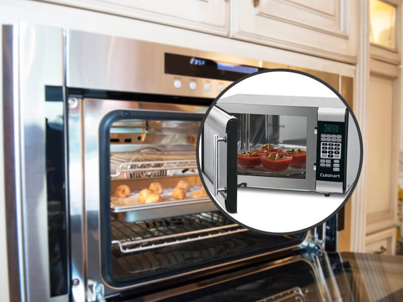 Explore the Differences between Domestic and Commercial Microwave Ovens