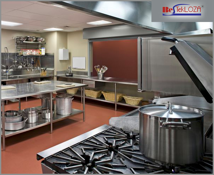 Why Domestic Kitchen Equipments are not used in Commercial Kitchens