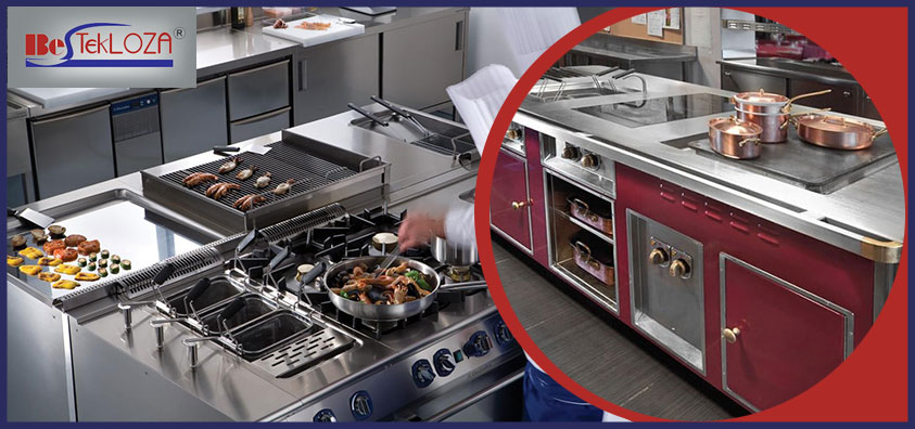commercial kitchen appliances