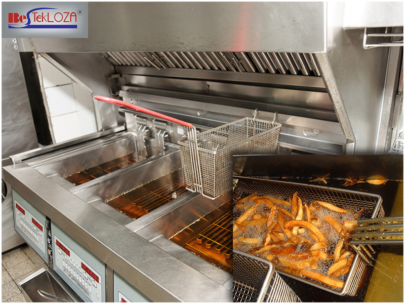 hot cooking range