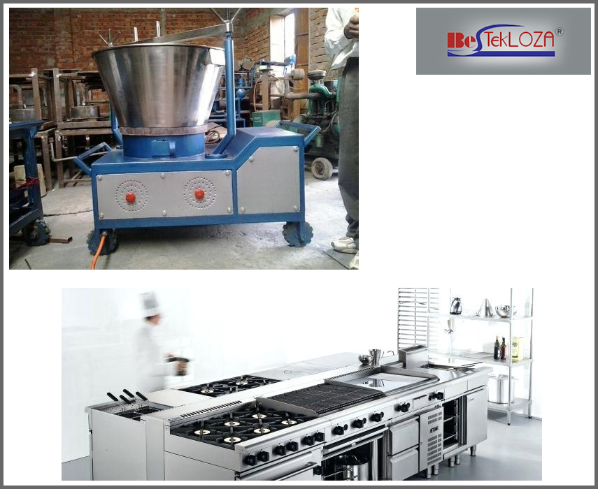 List of Machines Necessary for A Sweet Making Business