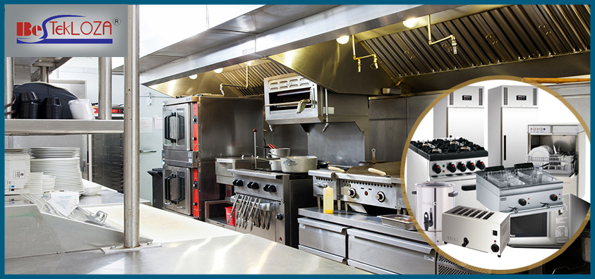 commercial kitchen supplier