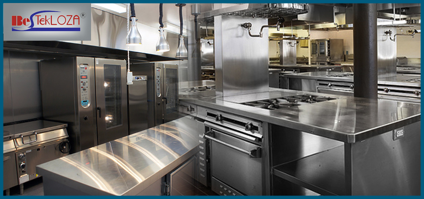 Turnkey kitchen equipment