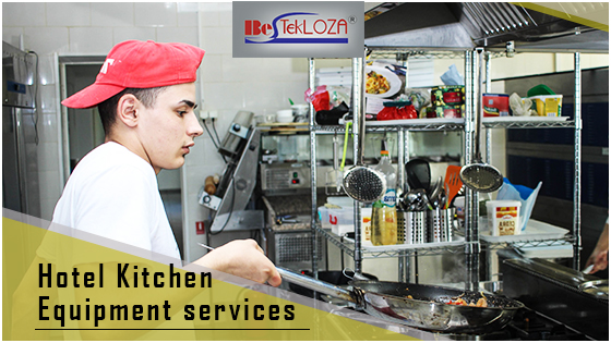 hotel kitchem equipment services