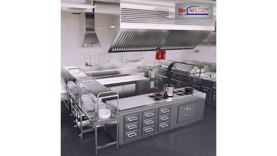 commercial kitchen , Commercial Kitchen Supplier