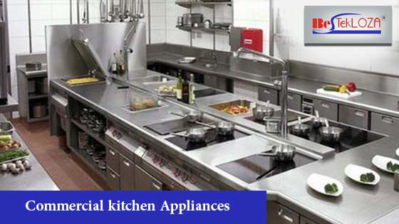 hotel kitchen equipment, commercial appliancese