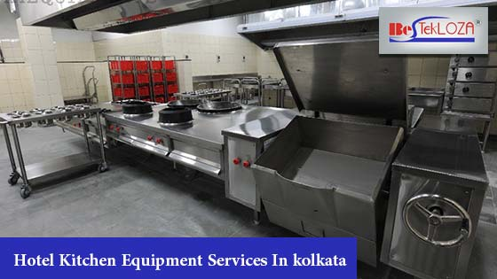 hotel kitchen equipment service in kolkata