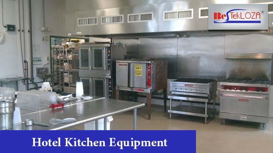 Hotel Kitchen Equipment in kolkata