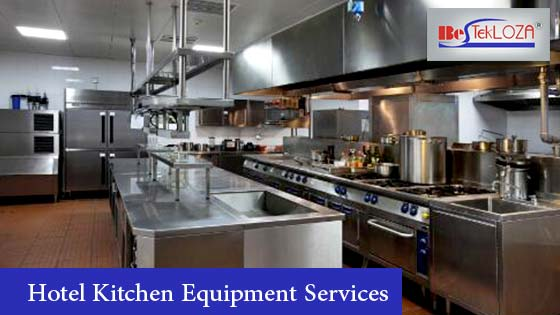 Hotel Kitchen Equipment Services In Kolkata