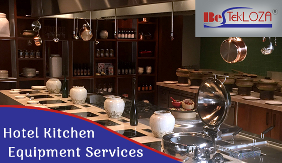 hotel kitchen equipment services.