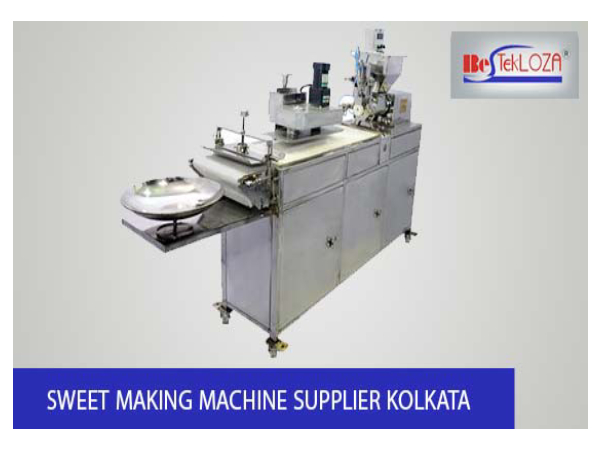 sweet making machine supplier kolkata