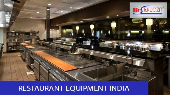 restaurant equipment india
