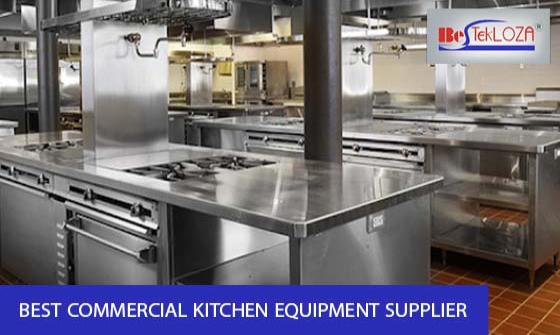 commercial kitchen equipment supplier
