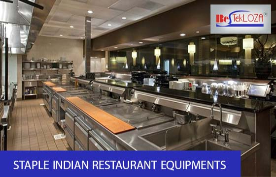 indian restaurant equipment